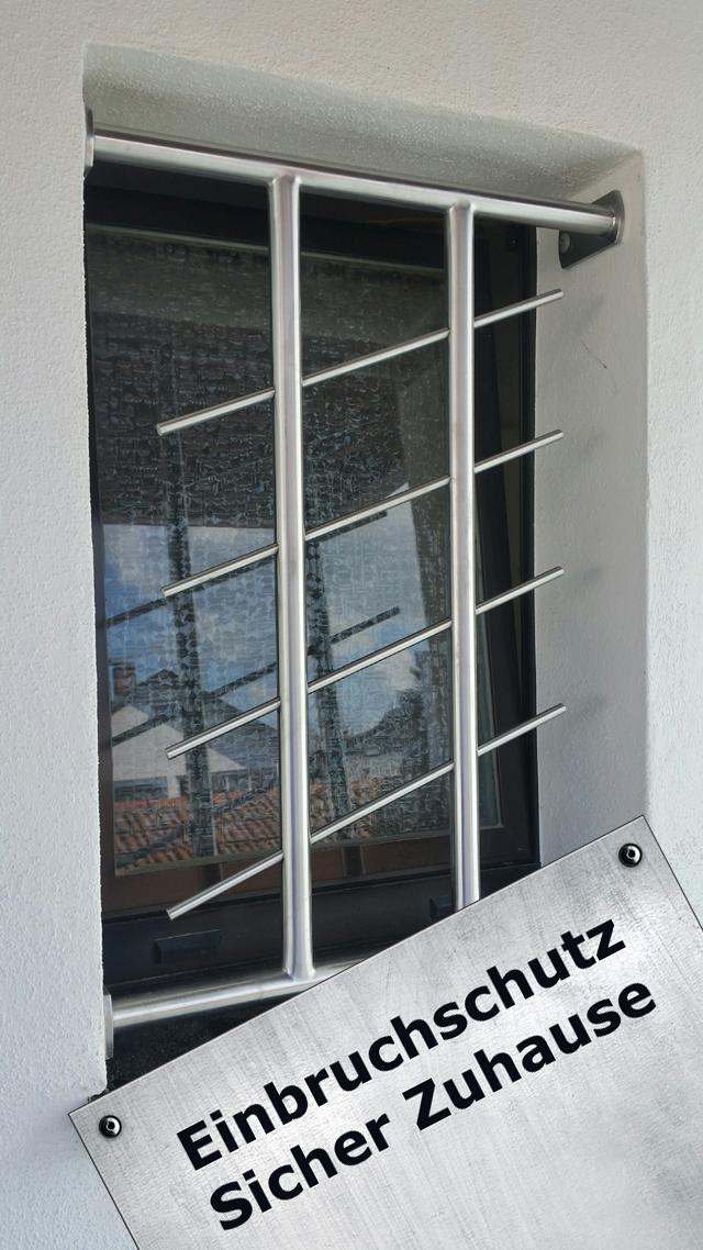 Gut bekannt Einbruchschutz - RZ82